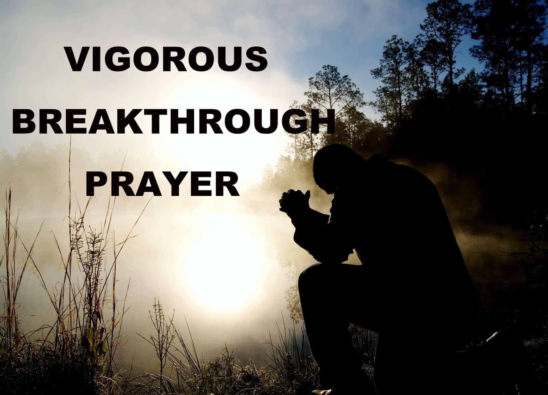 Vigorous Breakthrough